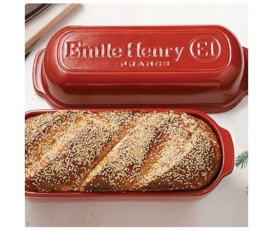 Emile henry stampo pane di campagna grand cru eh345503 %281%29