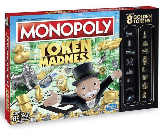 Monopili token
