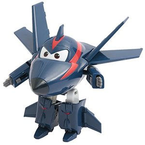 SUPER WINGS TRASFORMABILE  AGENT CHACE