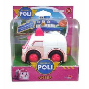 ROBOCAR SPEEDY RACER AMBER