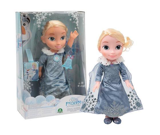 Frozen elsa cantante