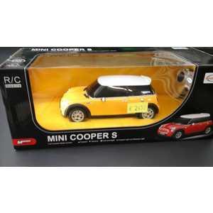 MINI COOPER S  R/C  SCALA 1/18