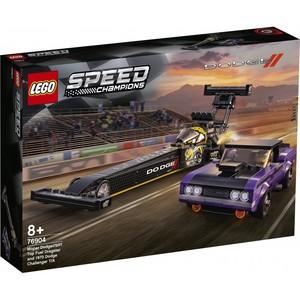 LEGO SPEED  CHAMPIONS 76904 MOPAR DODGE E TOP FUEL DRAGSTER