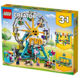 LEGO CREATOR 31119 RUOTA PANORAMICA