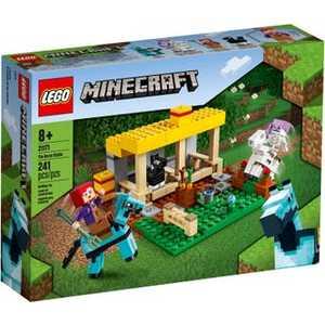 LEGO MINECRAFT 21171 LA SCUDERIA