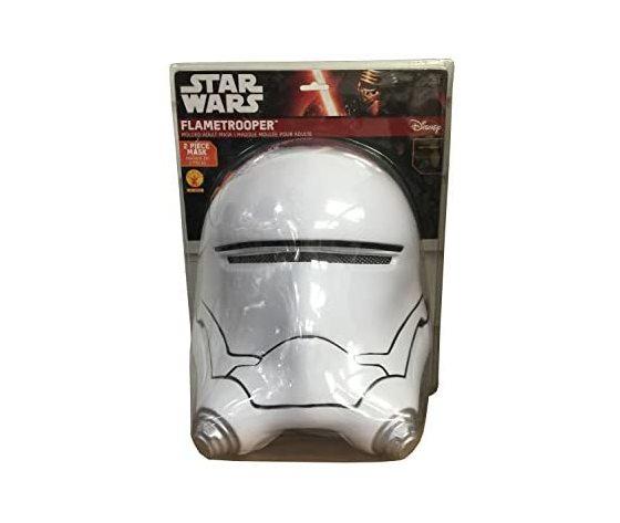 Maschera star wars bianca