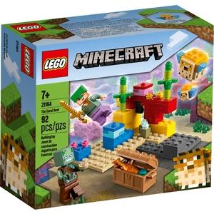 LEGO MINGRAFT 21164 LA BARRIERA CORALLINA