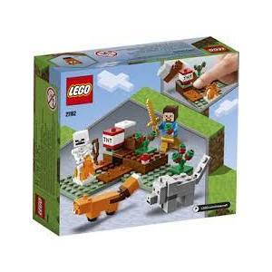 LEGO MINEGRAFT 21162  AVVENTURA NELLA TAIGA
