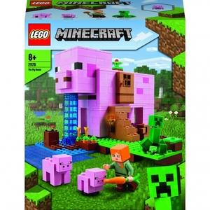 LEGO MINEGRAFT 21170 THE PIG HOUSE