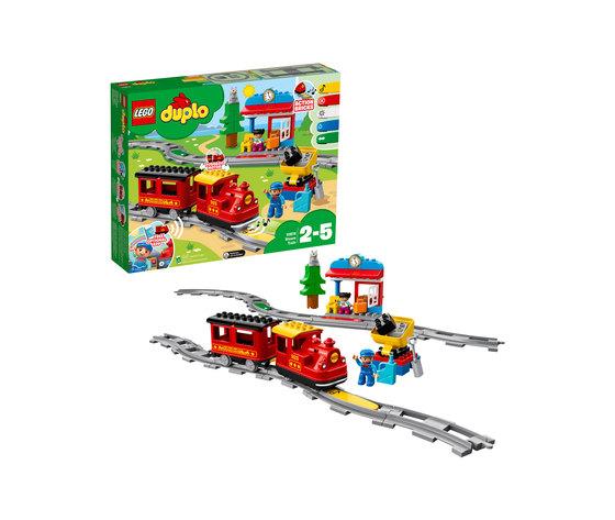 Lego 10874 treno a vapore 892