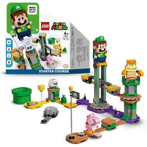 LEGO SUPER MARIO 71387 AVVENTURE CON LUIGI