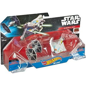 STAR WARS NAVICELLE -  TIE FIGHTER E GHOST