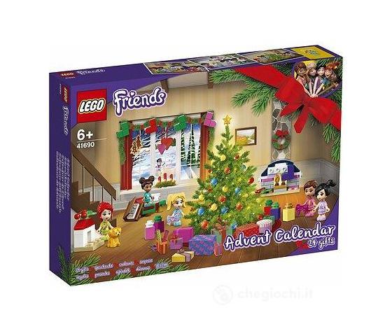 Lego 41690 calendario avvento friends 2021