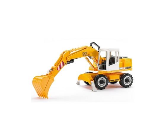 1001 bruder 02426 liebherr escavatore