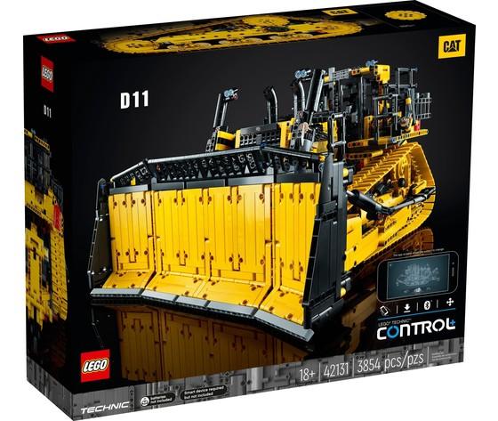 1010 lego 42131 bulldozer