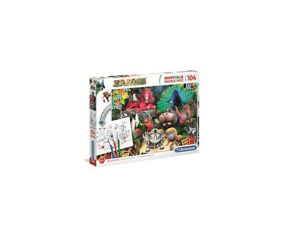 1019 puzzle safari