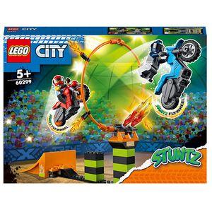 LEGO CITY STUNTZ  60299 COMPETIZIONE ACROBATICA