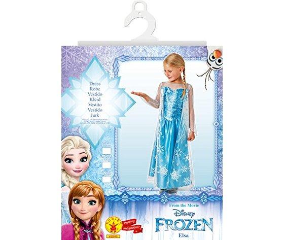 Vestito frozen elsa