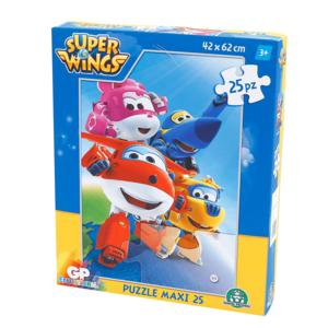 PUZZLE SUPER WINGS 25 PEZZI