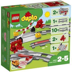 LEGO DUPLO SCAMBI E PASSAGGIO A LIVELLO 10882