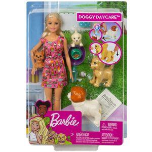 BARBIE DOGGY DAYCARE DOLL E PETS
