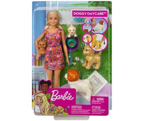 Barbie doggy
