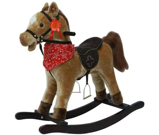 Cavallo a dondolo sito