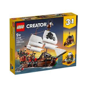LEGO CREATOR 31109 PIRATI