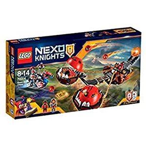 LEGO NEXO KNIGHTS 70314 IL CARRO