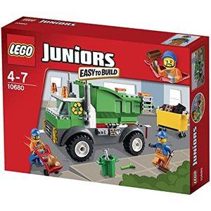 CAMIONCINO DELLA SPAZZATURA LEGO 10680