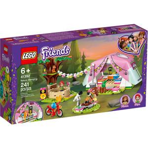 CAMPEGGIO NELLA NATURA LEGO FRIENDS 41392