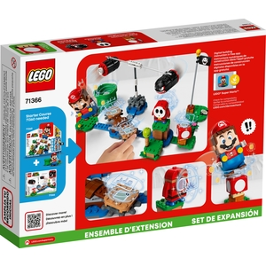 LEGO SUPER MARIO 71366 SBARRAMENTO DI PALLOTTOLONI BILL