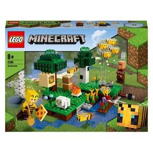 LEGO MINEGRAFT 21165 LA FATTORIA DELLE API