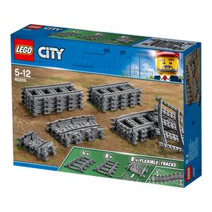 LEGO CITY 60205 BINARI