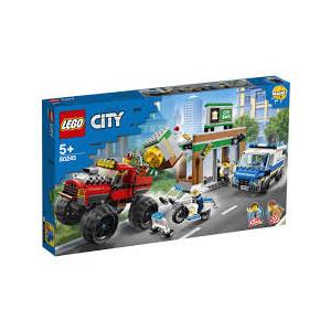 LEGO CITY 60245 RAPINA SUL MONSTER TRUCK