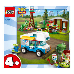 LEGO TOY STORY 10769  VACANZE IN CAMPER