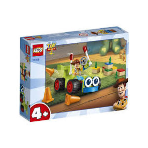 LEGO TOY STORY 10766  WOODY E RC
