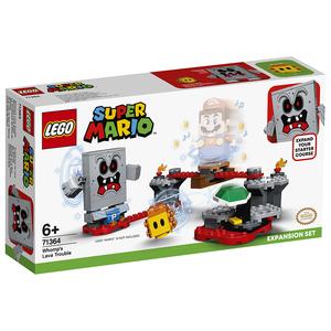 LEGO SUPER MARIO 71364  GUAI CON LA LAVA