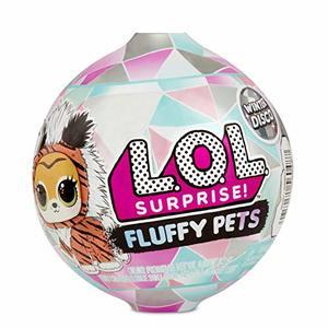 LOL SURPRISE FLUFFY PETS