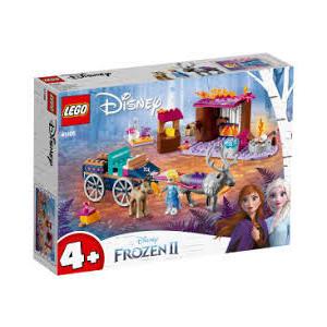 LEGO DISNEY FROZEN 41166 L'AVVENTURA SUL CARRO DI ELSA
