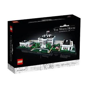 LEGO ARCHITETTURA 21054 CASA BIANCA