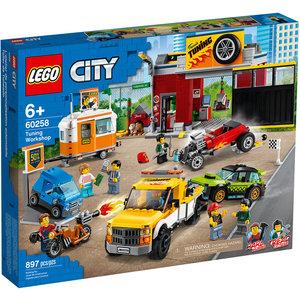 LEGO CITY 60258 AUTOFFICINA