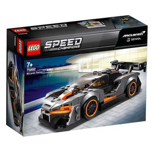 LEGO 75982 MCLAREN SENNA