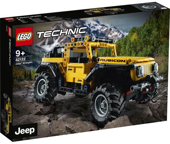 Lego 42122