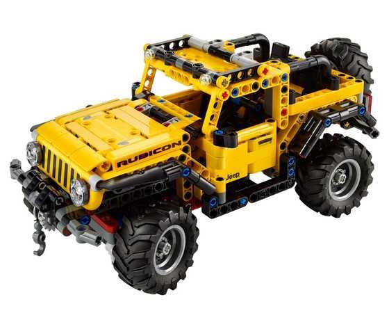 Lego 42122 2