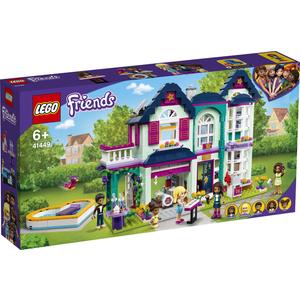 LEGO FRIENDS 41449 VILLETTA FAMILIARE DI ANDREA