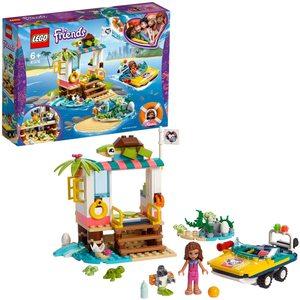 LEGO FRIENDS 41376 MISSIONE SOCCORSO TARTARUGHE
