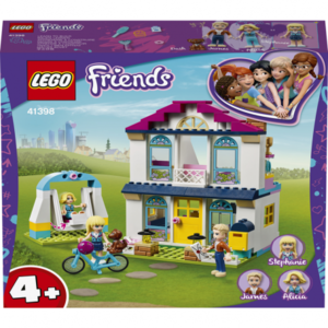 LEGO FRIENDS 41398 LA CASA DI STEPHANIE