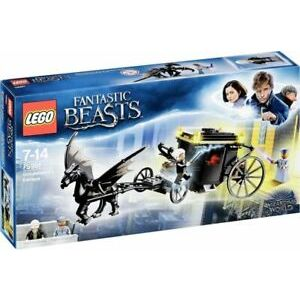 LEGO ANIMALI FANTASTICI 75951 FUGA DA GRINDELWALD