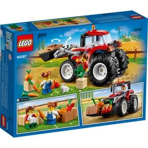 LEGO CITY 60287  TRATTORE